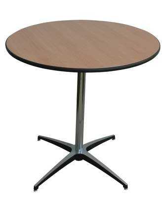 "30"" Round Tables (42"" High Belly Bar)"