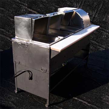 Steam Table, 4 Compartment (Propane)