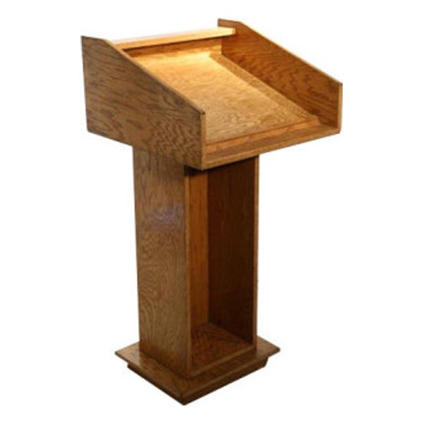 Podium (Wood)