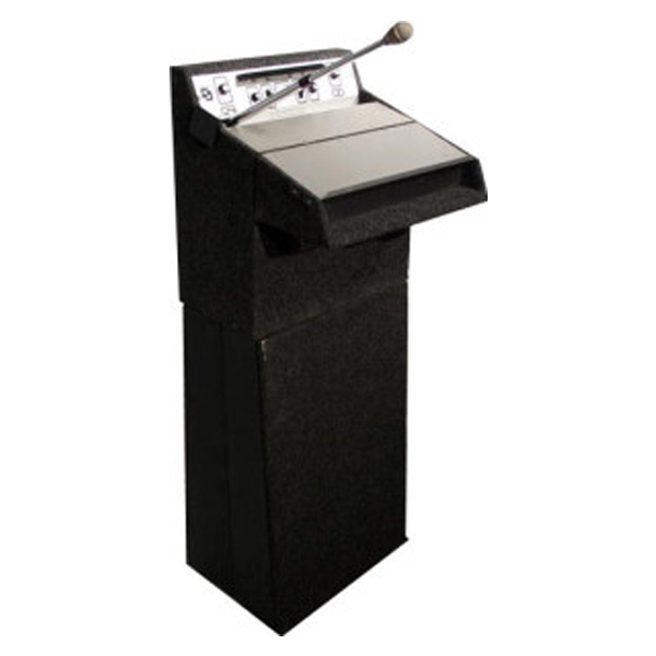 Sound Lectern, Complete Unit