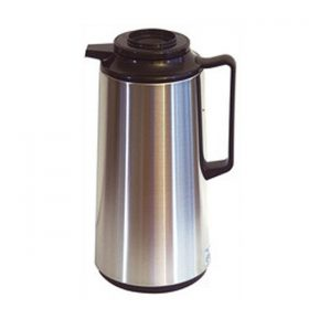 Coffee Thermal Carafe, 8 Cup, Chrome