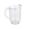 Water Pitcher, Plastic