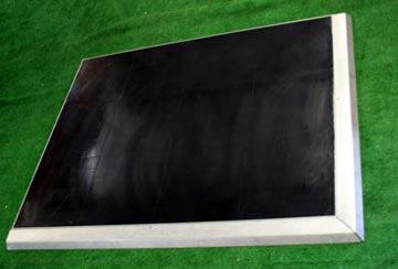 3'x4' Black Dance Floor