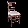 Chair, Fruitwood Chiavari with Cushion