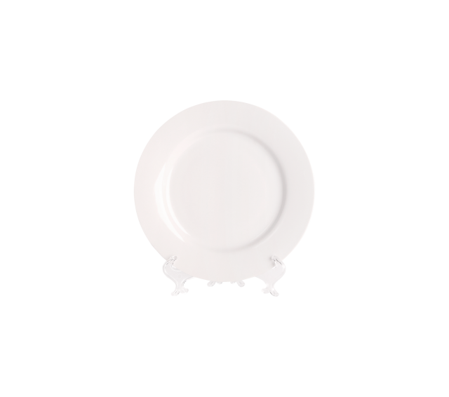 White China, Salad Plate 8""