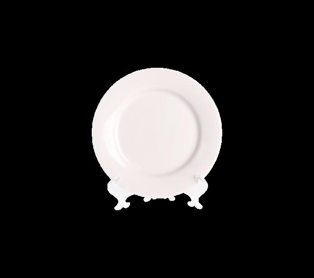 "White China, Bread Plate 6"""