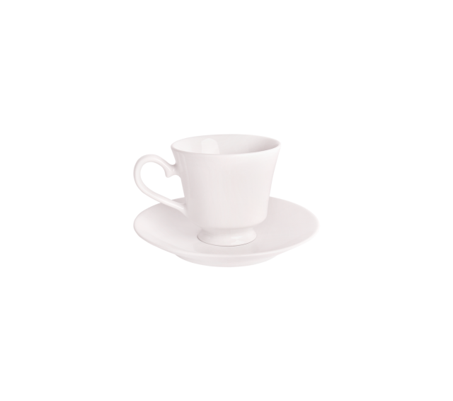 White China, Coffee Cup