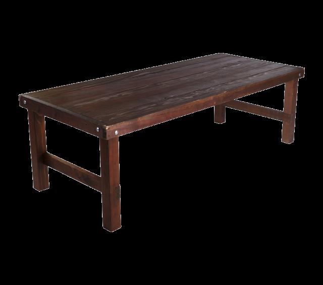 """8' x 40"""" Farm Table"""