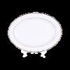 """Ivory China, 11"""" X 13"""" Platter"""