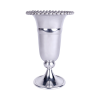 "Centerpiece, Beaded Vase 12"""