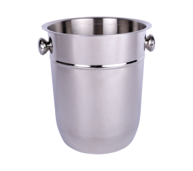 Champagne Bucket, Stainless
