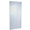 4'x8' White Lattice Panels