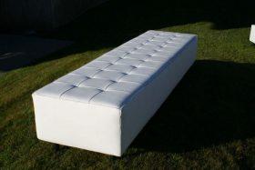 """Lounge Furniture, 24"""" X 96"""" Bench"""