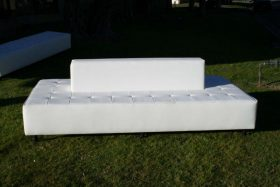 "Lounge Furniture, 48"" X 96"" Island Bench"