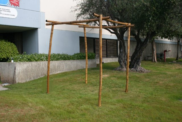 "Bamboo Chuppah, 60"" X 80"" (Fabric Not Included)"