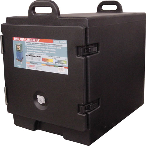 Transport Box, Insulated (Holds 4 - 8 qt Chafing Pans)