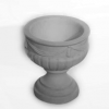 Grecian Floral Urn