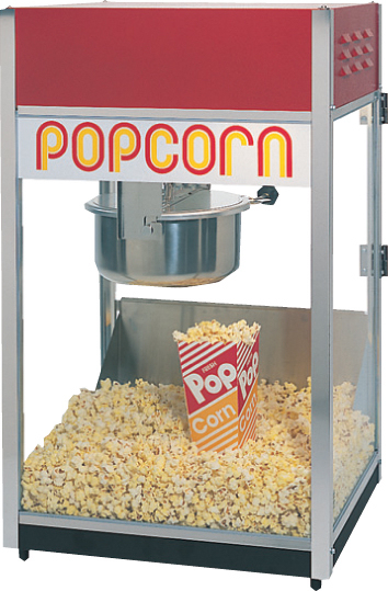 Popcorn Machine, Counter Top