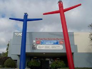 Sky Dancers 22' Tall (Red or Blue)