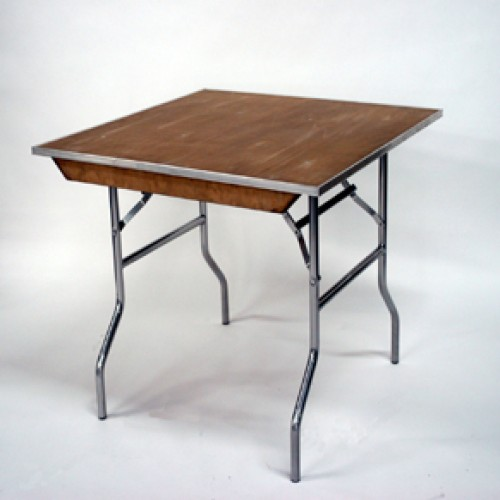 "30""x30"" Square Tables"